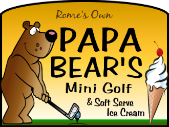 Papa Bears Mini Golf